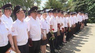 Управление ГИБДД Волгограда отмечает 25-летие