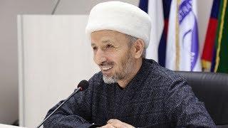 Муфтий Дагестана встретился с делегацией из Левашинского района