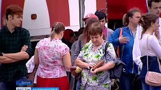 В Калининграде бесплатно проверяют уровень сахара в крови