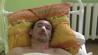 Появилось видео из больницы, где лежит подозреваемый в убийстве полицейского ставрополец