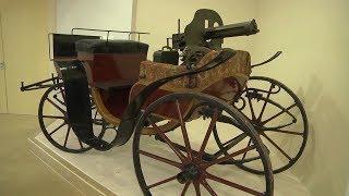 В Мордовском краеведческом музее появилась настоящая тачанка