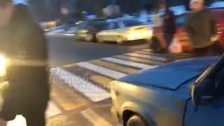 Сбили девочку на Западном 4.3.2018 Ростов-на-Дону Главный