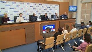 Полная запись пресс-конференции с участием организаторов и членов жюри конкурса «Актриса весна»