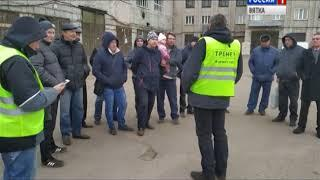 В Кирове прошли первые уроки по культуре вождения(ГТРК Вятка)