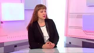 """Программа """"В центре внимания"""" интервью с Екатериной Киреевой ."""