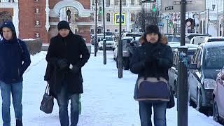 Погода: в регион вновь идёт похолодание
