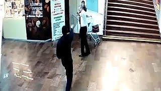 Полицейские в центре столицы задержали подозреваемого в хулиганстве