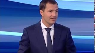 Гость студии «Вестей» - Владимир Волков