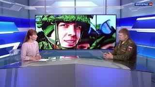 Интервью. Николай Хватков, заместитель командира разведбатальона