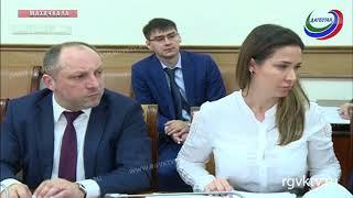 В Махачкале обсудили сотрудничество с одним из предприятий Татарстана в сфере судостроения