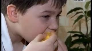 Количество детей с лишним весом растет с каждым годом
