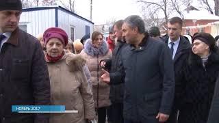 В поселке Елшанка по поручению Вячеслава Володина продолжается строительство жилого дома