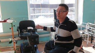 UTV. Как устроена единственная в Башкирии мастерская по ремонту инвалидных колясок