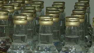 В Мордовии стали меньше погибать от отравления алкоголем