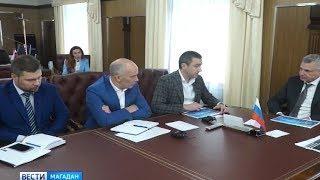 Сергей Носов встретился с дальневосточным представителем «Ростелекома»