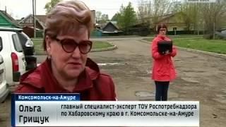 Опять смердит в Комсомольске-на-Амуре