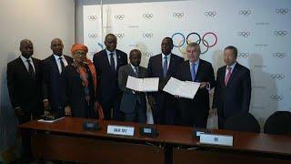 Юношеская Олимпиада-2022 пройдёт в Сенегале
