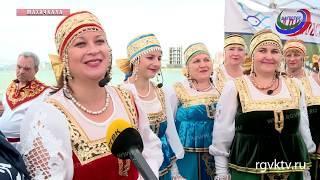 Фестиваль «Каспийская рыба» прошел сегодня в Махачкале