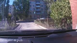 ДТП с участием авто Смекалина