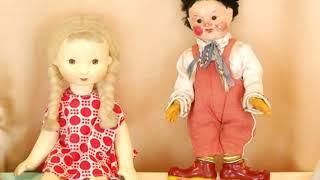 Открылась выставка «Хоровод любимых игрушек»