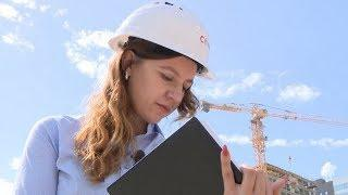 Профессия строитель: исполнительный директор Елена Плесовских