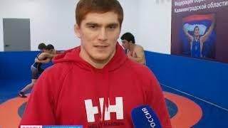 Муса Евлоев принял участие в открытии нового зала для спортивных занятий