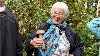 Сотрудники МЧС провели акцию для пожилых новгородцев «Безопасный лес»