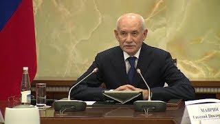 Рустэм Хамитов подал в отставку
