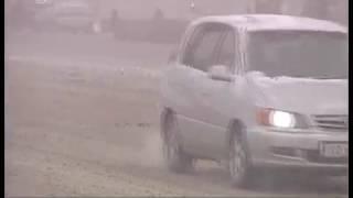 В Челябинской области объявлено штормовое предупреждение из-за сильного ветра