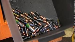 Ярославцы смогут сдать батарейки на утилизацию