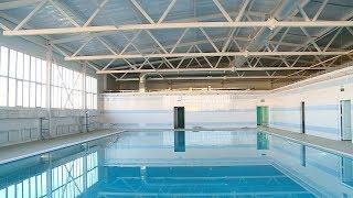 В Старой Полтавке готовится к открытию плавательный бассейн