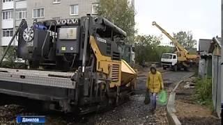 В Даниловском районе завершается благоустройство объектов в рамках программы «Решаем вместе»