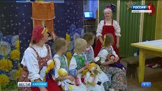 """Детские кукольные театры выступили на фестивале """"Куммакас"""""""