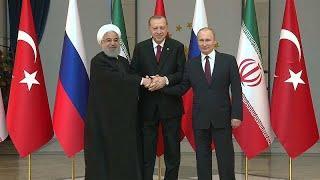 "Путин поздравил ""турецкого Путина"""