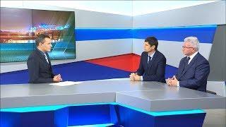 Льготное кредитование сельхозпроизводителей. Интервью. Михаил Широков и Владимир Струк