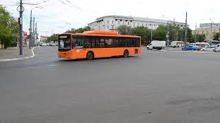 Здесь в Оренбурге гладкий асфальт...