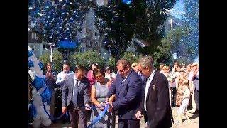 Космонавт Михаил Корниенко открыл аллею славы в Тольятти