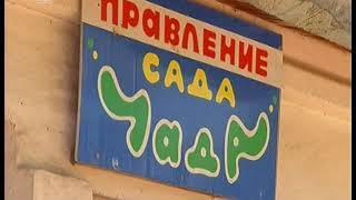 Сад в осаде  Владельцам дачных участков под Челябинском перекрыли единственную дорогу