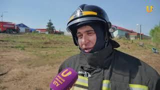 UTV. В Уфе спасатели эвакуировали жителей одного из микрорайонов