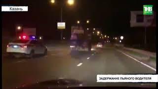 26 раз пришлось выстрелить автоинспекторам, чтобы остановить КАМАЗ - ТНВ