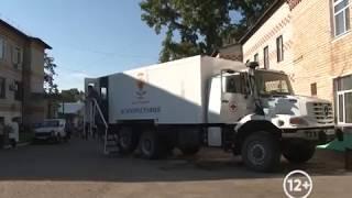 Более 1 тысячи жителей Октябрьского района ЕАО приняли специалисты ФМБА(РИА Биробиджан)