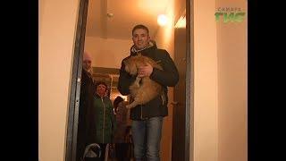Двери в новую жизнь.14 детей-сирот получили ключи от своих новых квартир