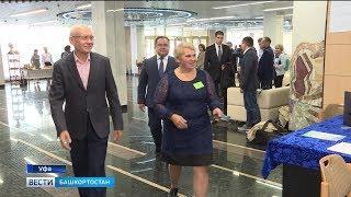 Первые лица Башкирии приняли участие в выборах: репортаж «Вестей»