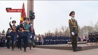 В Уфе проходят торжественные мероприятия, посвященные Дню Победы