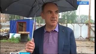 Инспекторы из Москвы проверили как в Иркутске строят детские сады