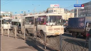 Снова заторы: на подъездах к мосту через Волгу в Костроме продолжается ремонт проезжей части