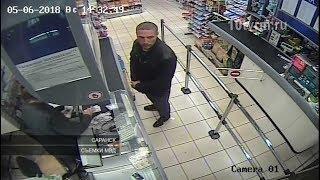 Полиция Саранска разыскивает «подломщика» купюр
