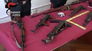 Успешная операция по борьбе с контрабандой оружия