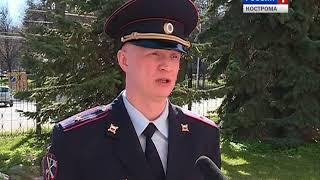 В Костроме неизвестные ограбили ювелирный магазин «Аметист»