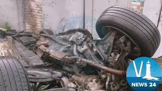 Двое молодых людей погибли в ДТП во Владивостоке